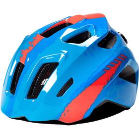 Cube Fink - Casco de bicicleta Niños - azul